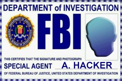 FBI spam email spread XP Total Security
