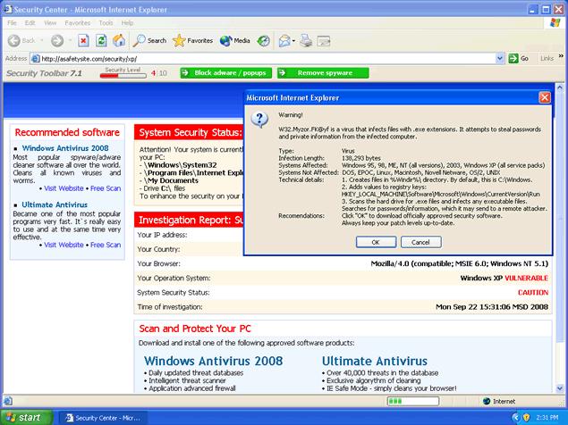 Remove Zlob.Trojan (Removal Guide)