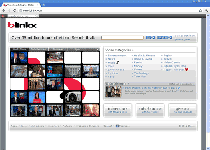 Blinkx.com Screenshot 1