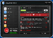 Cloud AV 2012 Screenshot 1