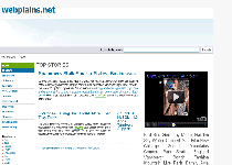 Webplains.net Screenshot 1