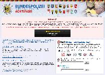Bundespolizei National Cyber Crimes Unit Ransomware Screenshot 1