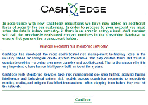 Cash Edge Pop-Up Virus Screenshot 1