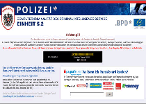 Computerkriminalitat Des Criminal Intelligence Ransomware Screenshot 1