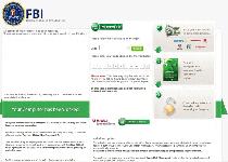 FBI Green Dot Moneypak Virus Screenshot 1