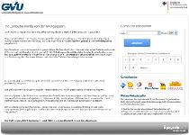 GVU Gesellschaft zur Verfolgung Ransomware Screenshot 1