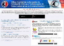Office Central de Lutte contre la Criminalité Ransomware Screenshot 2