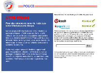 Police Nationale FR Ransomware Screenshot 1