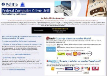 Politie Federal Computer Crime Unit Ransomware Screenshot 1