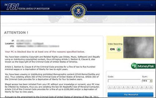 computer virus bundespolizei