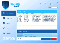 Security Shield 2012 Screenshot 1