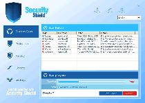 Security Shield 2012 Screenshot 1