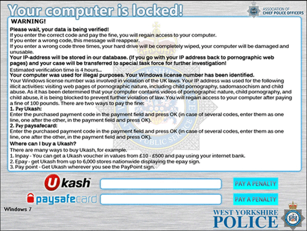 how to remove ransomware manually