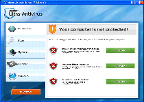 Windows Ultra-Antivirus Screenshot 1