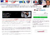 Agence Nationale de la Sécurité des Systèmes Dinformation Virus Screenshot 1