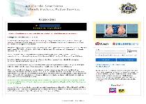 An Garda Siochana Ireland National Police Service ransomware Screenshot