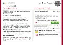 An Garda Siochana Ireland National Police Service ransomware Screenshot 3