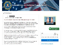 Computer Crime & Intellectual Property Section Ransomware Screenshot 2