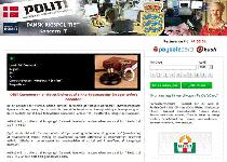 Dansk Rigspolitiet Ransomware Screenshot 1