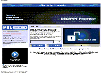 Decrypt Protect Ransomware Screenshot 1