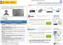 Dirección Nacional de Policía Técnica Ransomware Screenshot 1