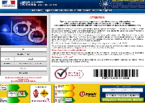 Division De Lutte Contre La Cybercriminalité Ransomware Screenshot 1