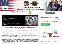 FBI Cybercrime Division MoneyPak Ransomware Screenshot 1