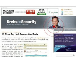hackers mad at brian krebs