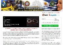 Ministerio del Interior de Uruguay Ransomware Screenshot 1