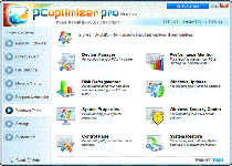 PC Optimizer Pro Screenshot 1