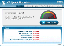 PC Speed Maximizer Screenshot 1