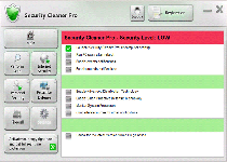 Security Cleaner Pro Screenshot 1