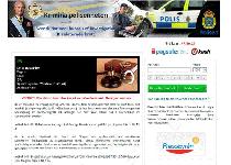 Svensk National Bureau of Investigation Ransomware Screenshot 1