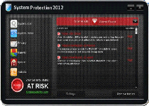 System Protection 2012 Screenshot 1