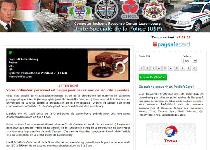 Unité Spéciale de la Police Ransomware Screenshot 1