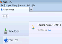 Coupon Server Screenshot 2