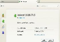 IMinent Toolbar Screenshot 1