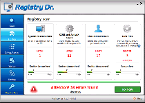 Registry Dr. Screenshot 1