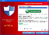 CryptoLocker Ransomware Screenshot 6