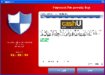 CryptoLocker Ransomware Screenshot 9
