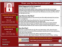 WannaCryptor Ransomware (WanaCrypt0r Ransomware)